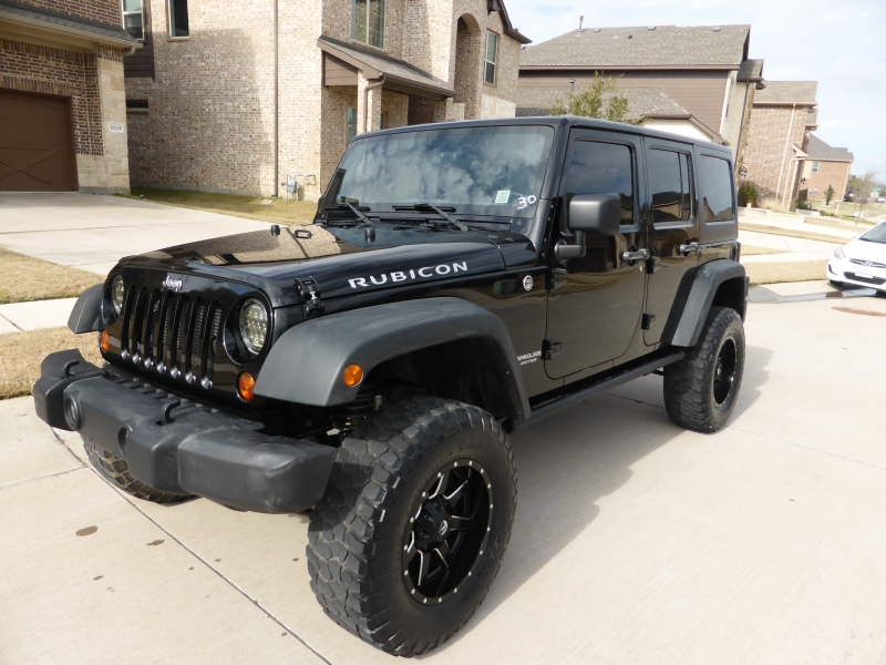 Jeep Wrangler Unlimited 2012 price $24,995