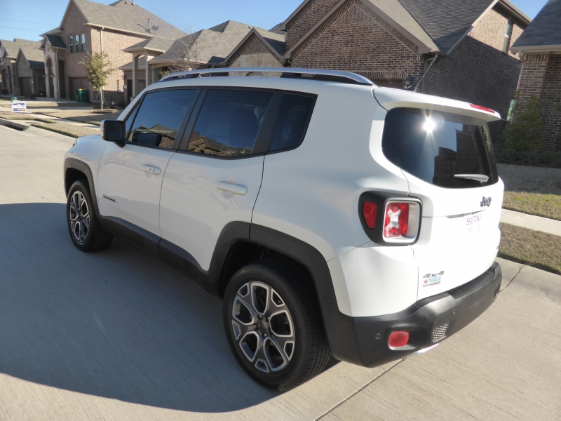 Jeep Renegade 2016 price $16,995