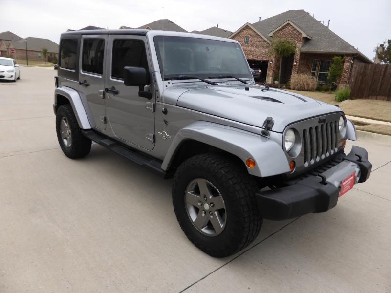 Jeep Wrangler Unlimited 2013 price $19,995