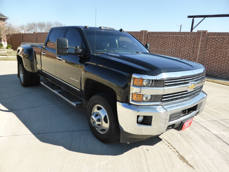 Chevrolet Silverado 3500HD Built After Aug 14 2015 price $35,995