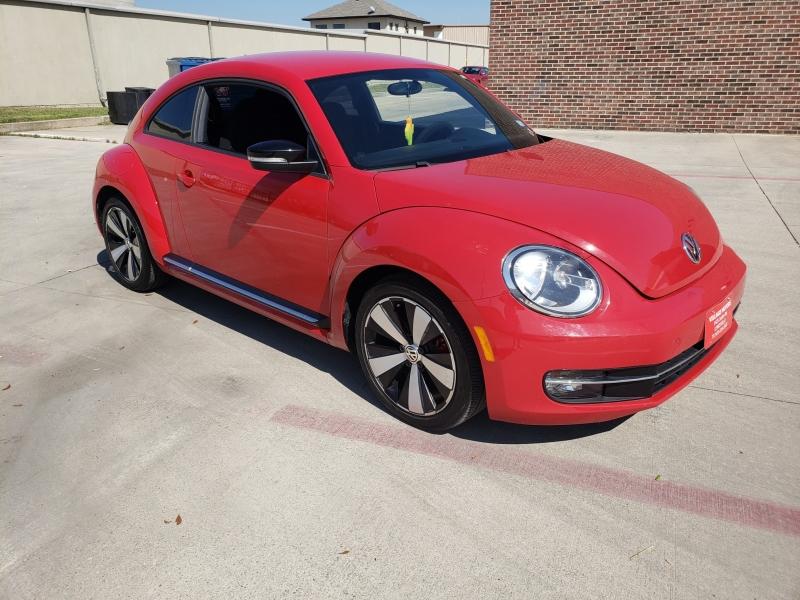 Volkswagen Beetle 2012 price $5,999