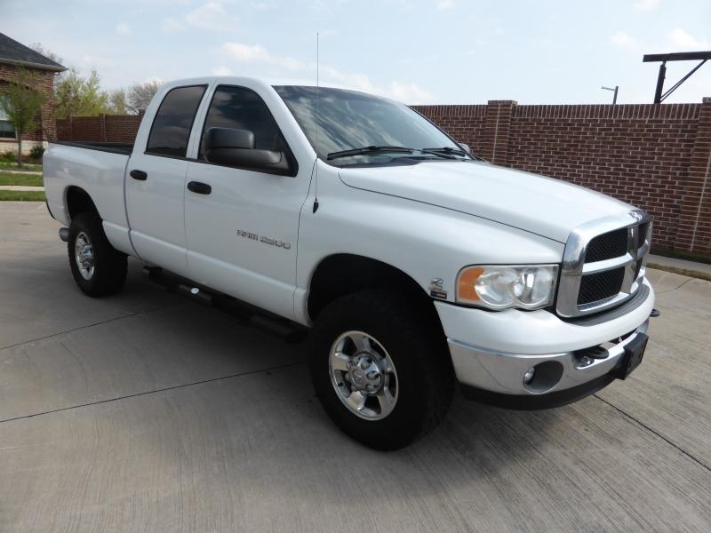 Dodge Ram 2500 2005 price $15,995
