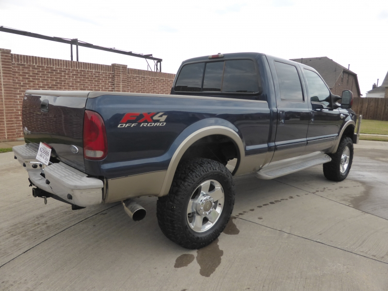 Ford Super Duty F-250 2006 price $15,995