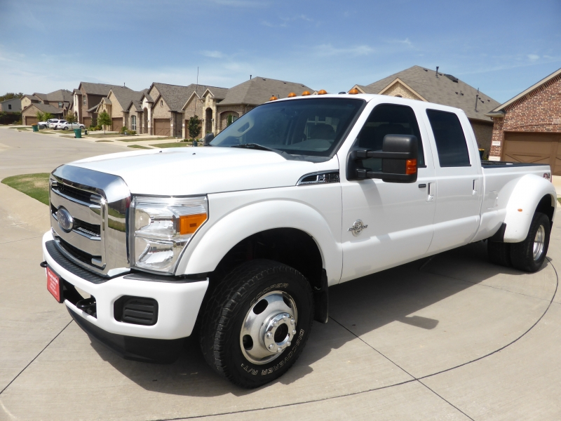 Ford Super Duty F-350 DRW 2012 price $27,995
