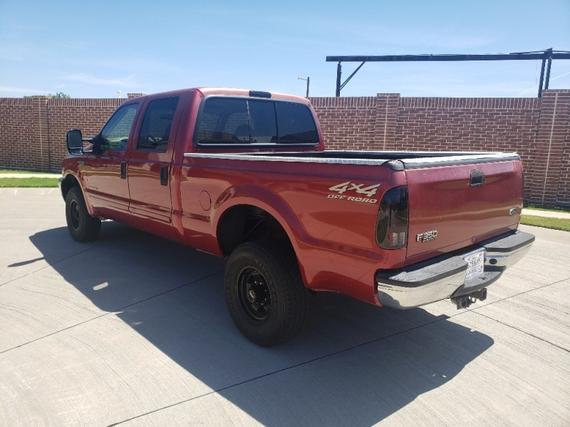 Ford Super Duty F-350 SRW 2001 price $18,995