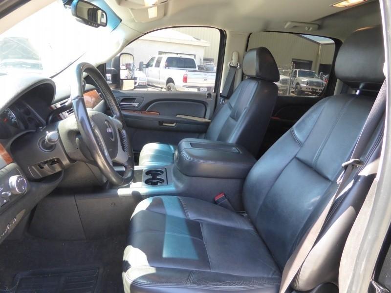 2008 GMC Sierra 3500HD 4WD Crew Cab DUALLY DURAMAX LEATHER LIFTED ROCKSTAR WHEELS NEW TIRES