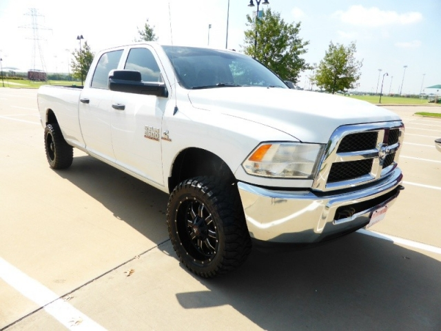 2013 Dodge Ram 2500 4wd Crew Cab Cummins Lifted Custom