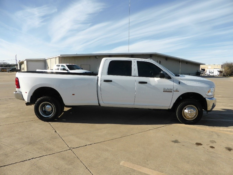 2014 Dodge Ram 3500 4wd Crew Cab St Power Pack Cummins 90k