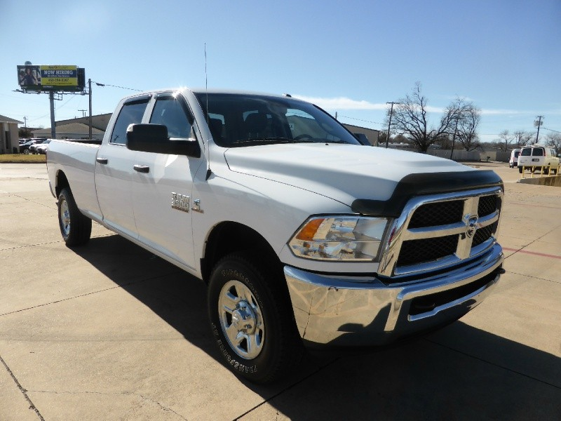 2014 Dodge Ram 3500 4wd Crew Cab St Power Pack Cummins 77k