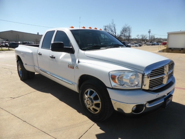 2008 Dodge Ram 3500 2wd Quad Cab Dually Slt Cummins Alloys