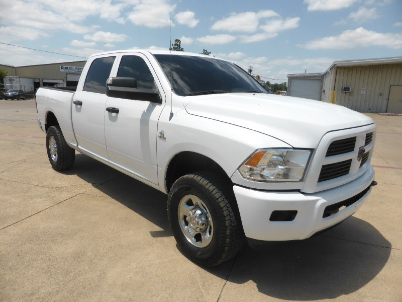 2012 Dodge Ram 2500 4wd Crew Cab St Power Pack Cummins