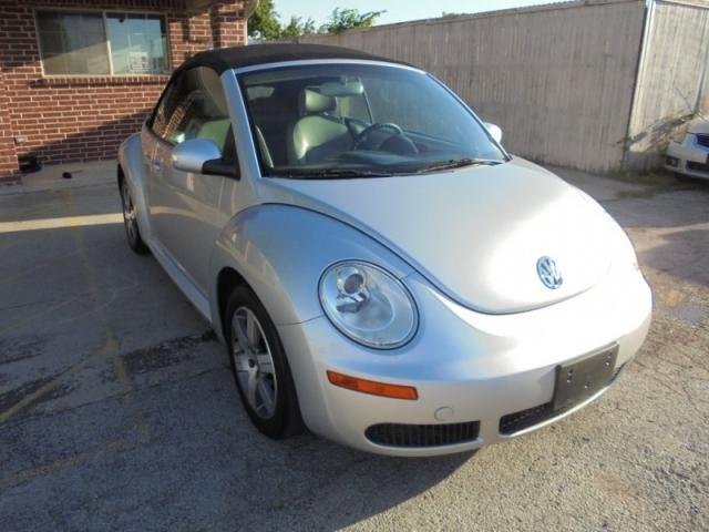 2006 Volkswagen New Beetle Convertible