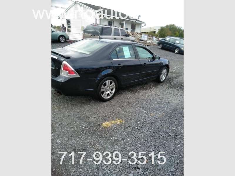 Ford Fusion 2009 price $1,600