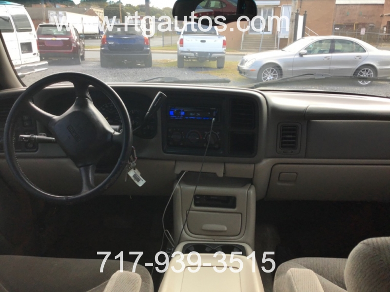 GMC Yukon 2001 price $2,195