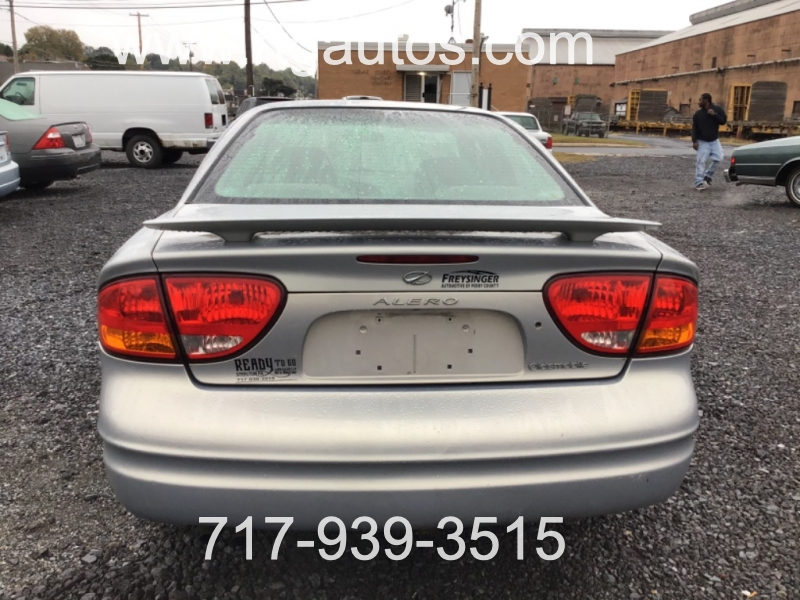 Oldsmobile Alero 2000 price $999