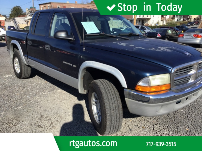 Dodge Dakota 2001 price $3,495