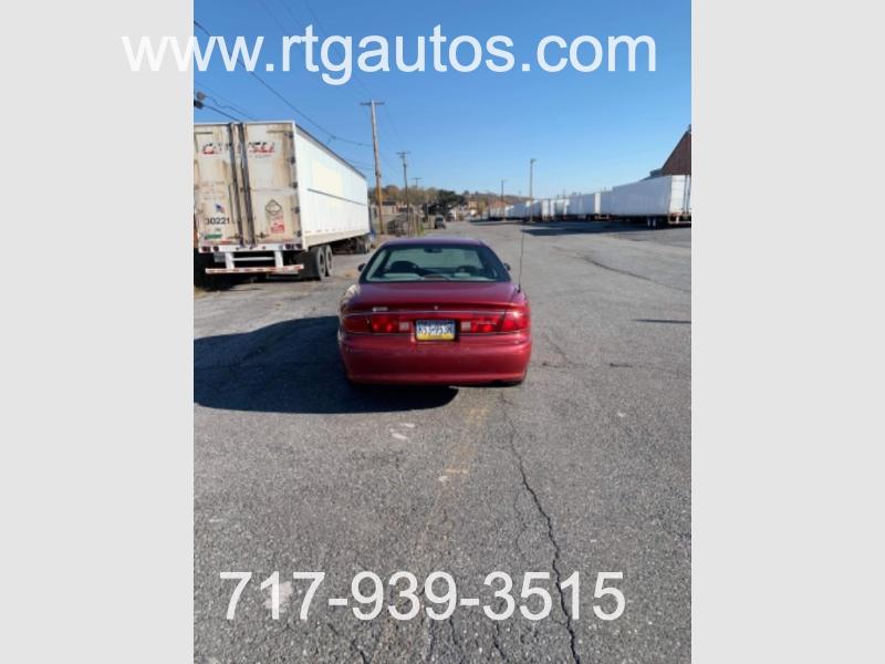 Buick Century 2004 price $1,999