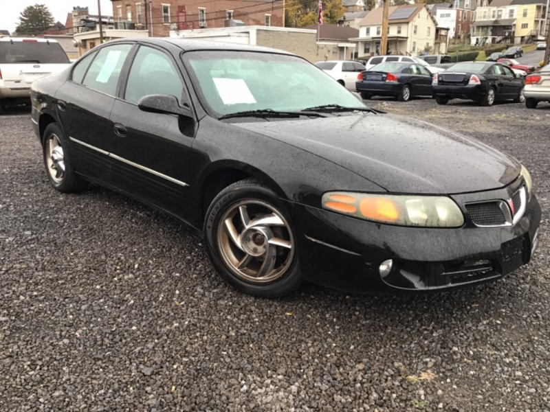 Pontiac Bonneville 2003 price $999