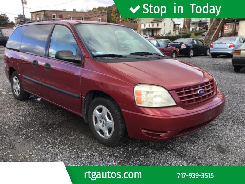Ford Freestar Wagon 2004 price $1,695