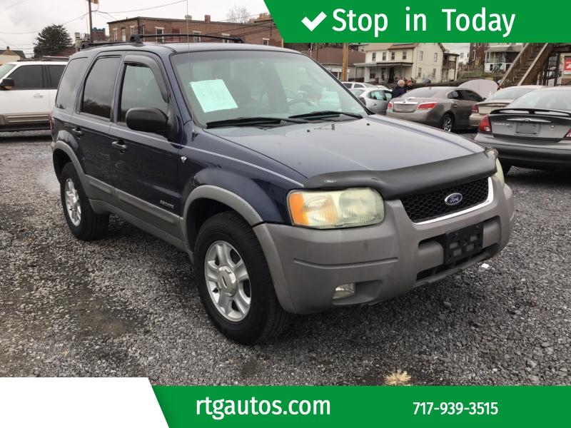 Ford Escape 2002 price $1,895