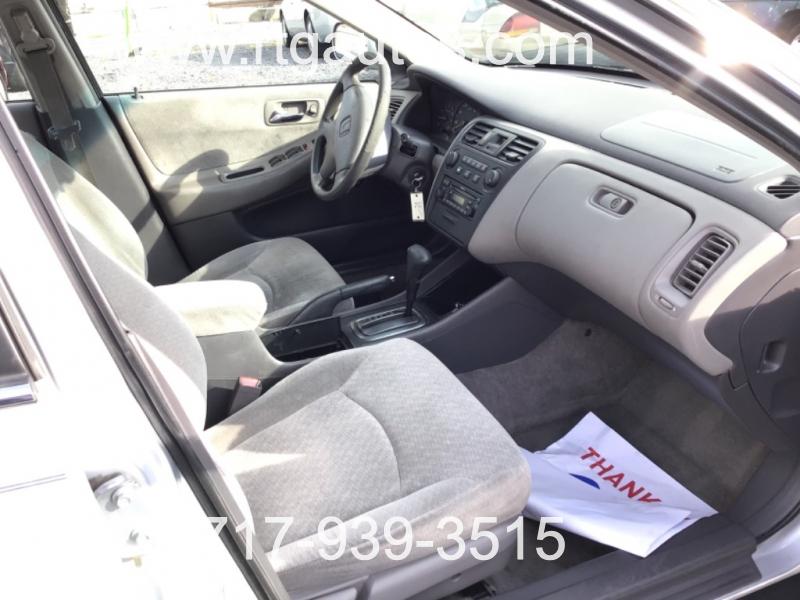 Honda Accord Sdn 2001 price $1,600