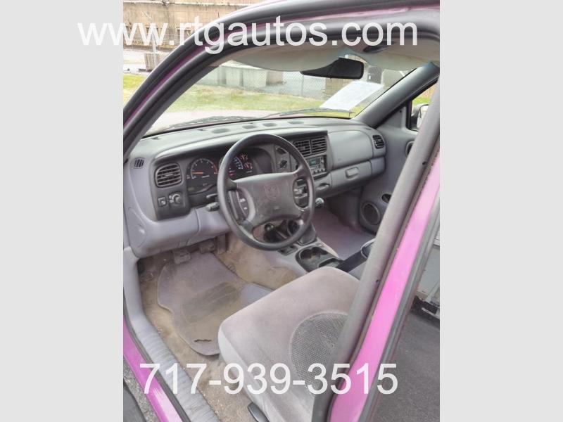 Dodge Dakota 1997 price $1,600