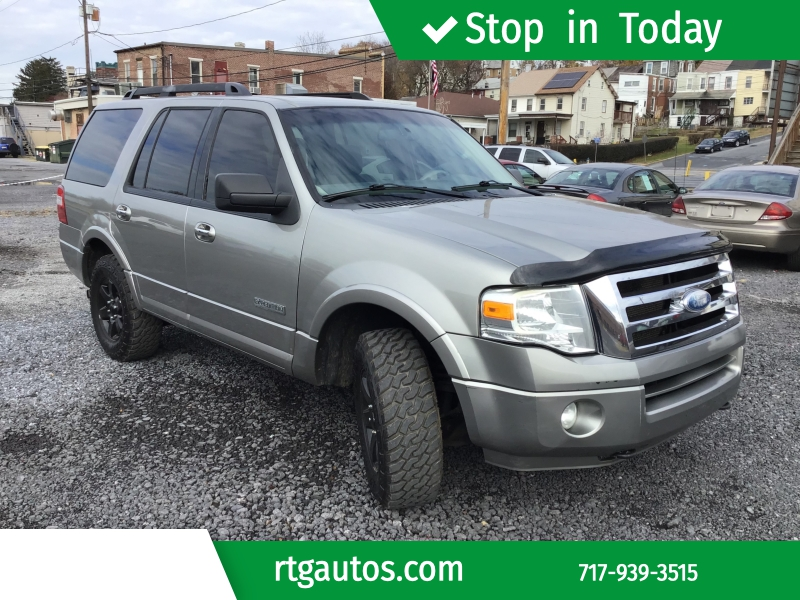 Ford Expedition 2008 price $4,795