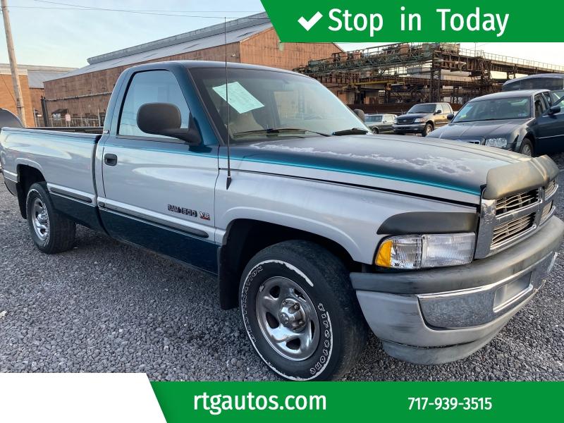 Dodge Ram 1500 1998 price $1,600