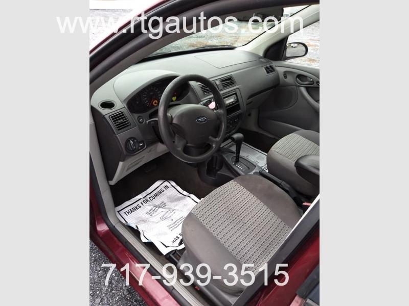 Ford Focus 2007 price $1,400