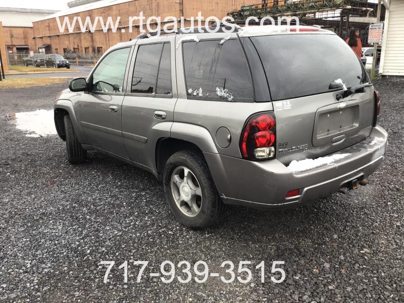Chevrolet TrailBlazer 2008 price $2,495