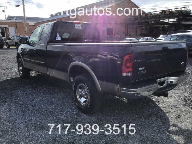 Ford F-150 2003 price $2,295