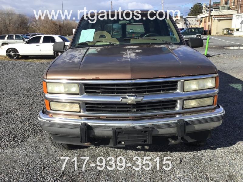 Chevrolet Suburban 1994 price $999