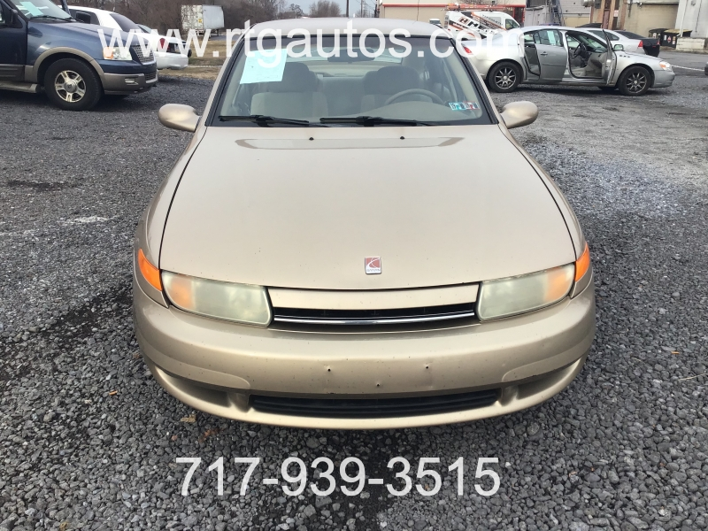 Saturn LS 2002 price $1,795