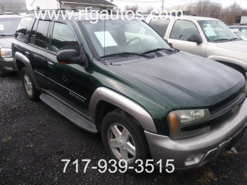 Chevrolet TrailBlazer 2003 price $2,199