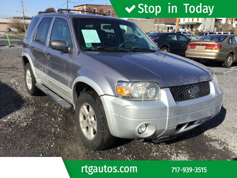 Ford Escape 2007 price $2,495