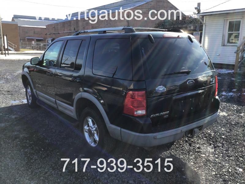 Ford Explorer 2002 price $1,795