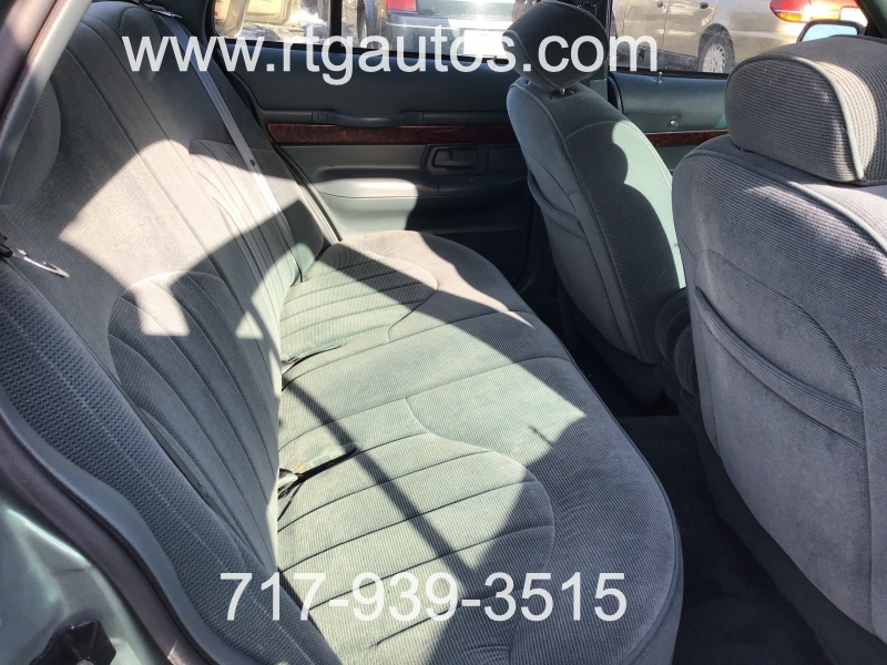 Mercury Grand Marquis 1997 price $2,295