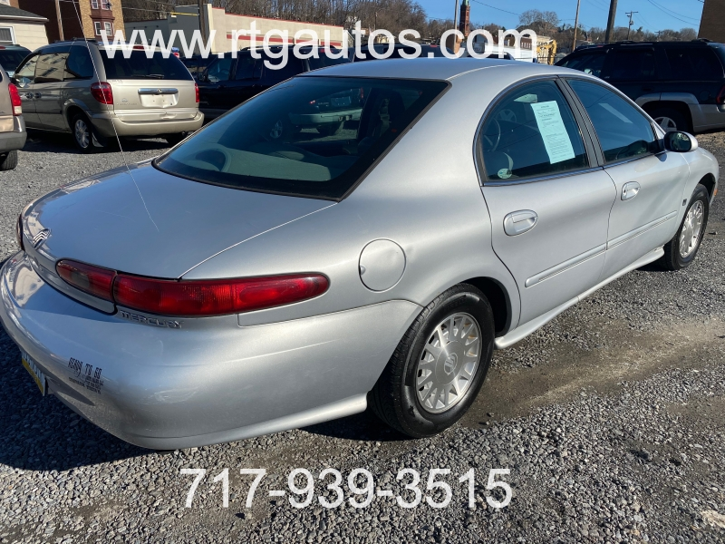 Mercury Sable 1999 price $1,000