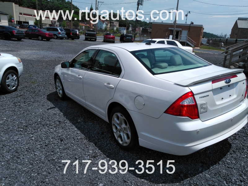 Ford Fusion 2011 price $3,500