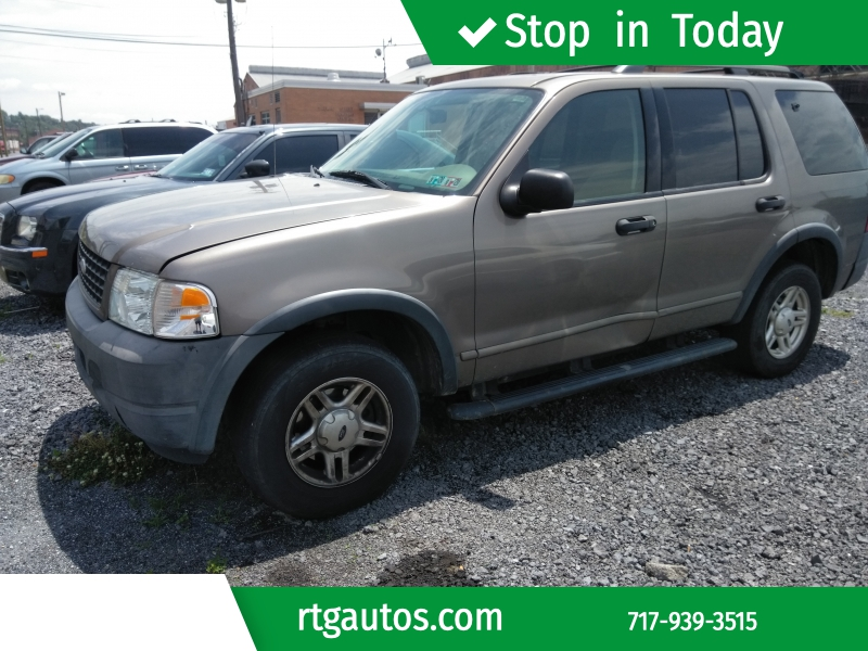 Ford Explorer 2003 price $2,200