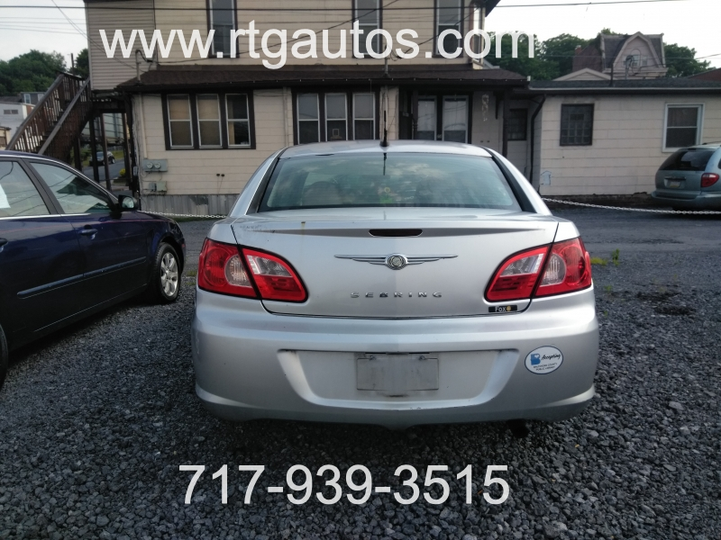 Chrysler Sebring 2008 price $3,000