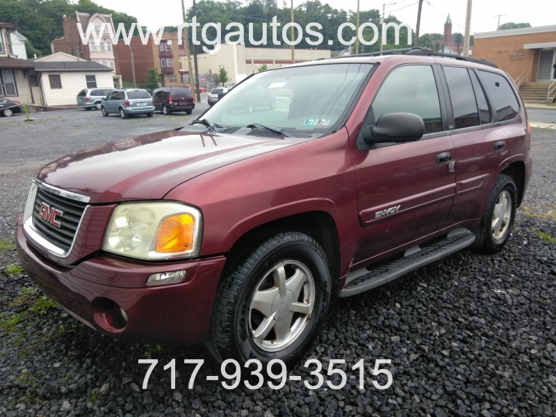 GMC Envoy 2002 price $2,000