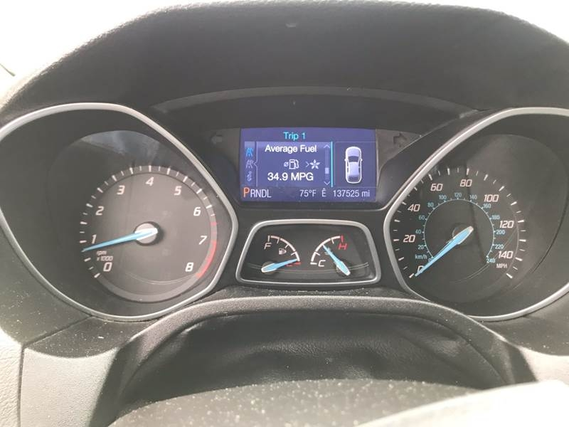 Ford Focus 2013 price $4,999
