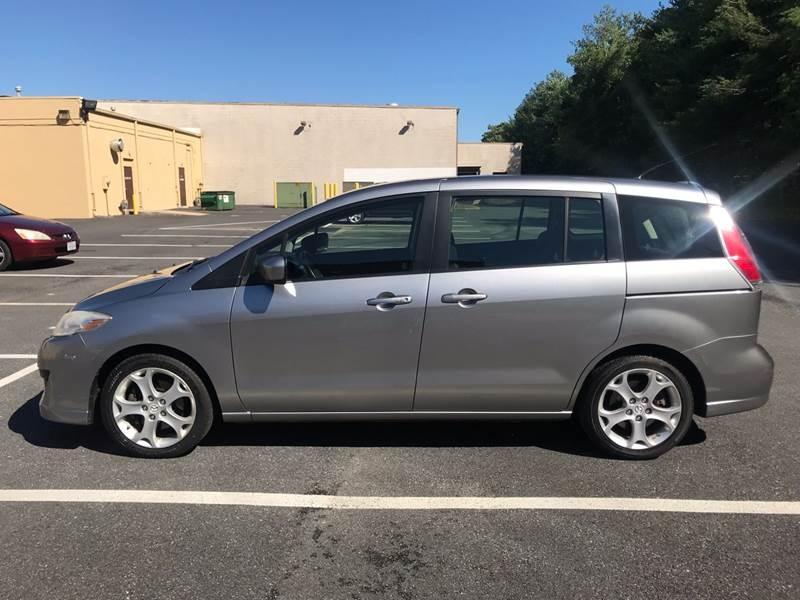 Mazda MAZDA5 2010 price $3,799