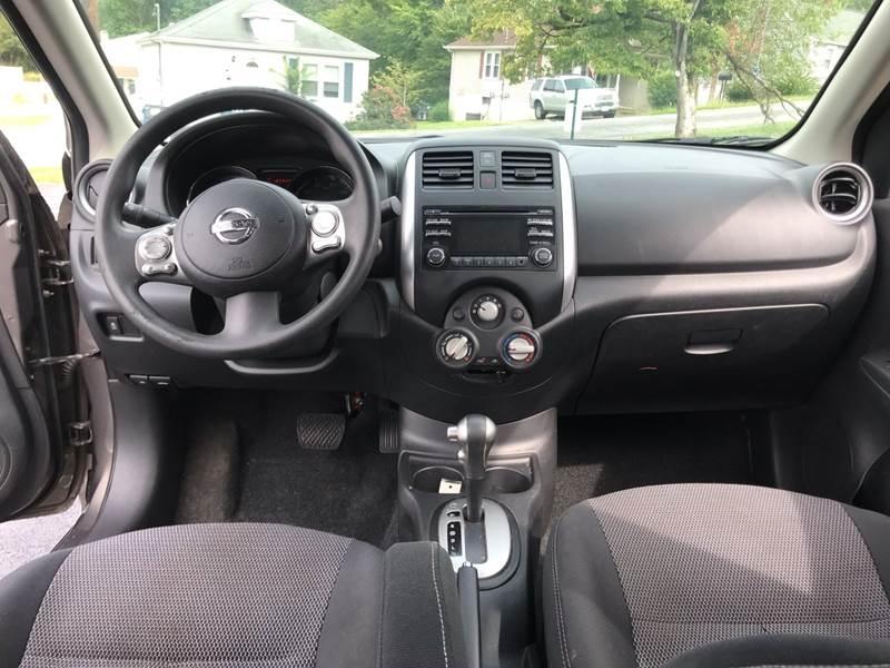 Nissan Versa 2014 price $6,499