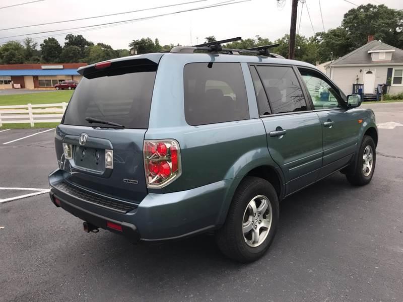Honda Pilot 2008 price $4,999