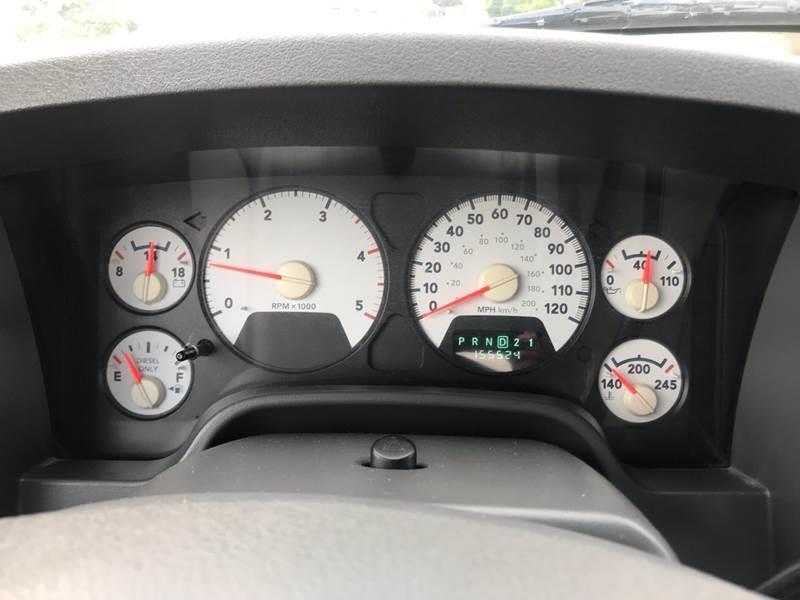 Dodge Ram Pickup 2500 2006 price $17,999