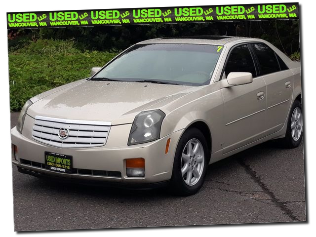 Car Dealerships Vancouver Wa >> 2007 Cadillac CTS Sedan 4D Used   Auto dealership in Vancouver