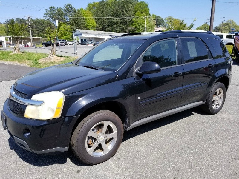 2007 chevrolet equinox features