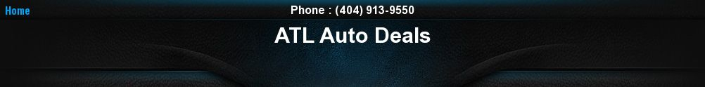 ATL Auto Deals. 404-913-9550